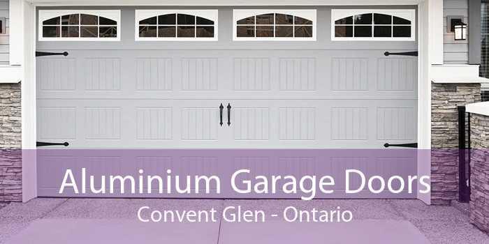 Aluminium Garage Doors Convent Glen - Ontario