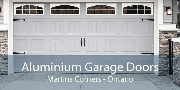 Aluminium Garage Doors Martins Corners - Ontario