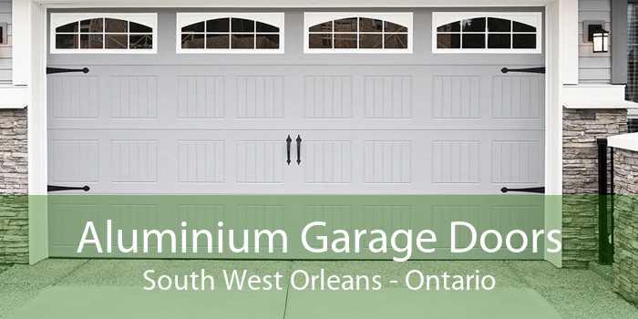 Aluminium Garage Doors South West Orleans - Ontario