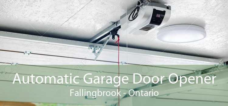 Automatic Garage Door Opener Fallingbrook - Ontario