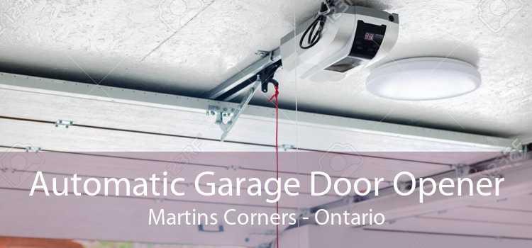 Automatic Garage Door Opener Martins Corners - Ontario