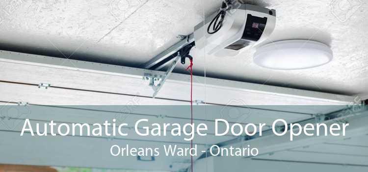 Automatic Garage Door Opener Orleans Ward - Ontario