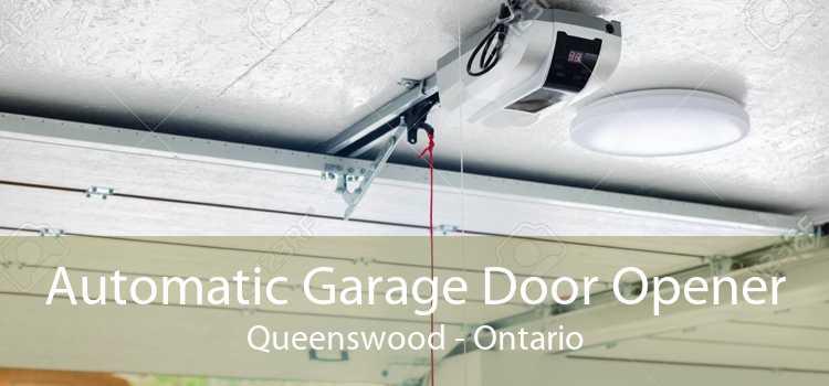 Automatic Garage Door Opener Queenswood - Ontario