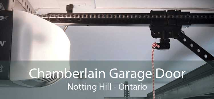 Chamberlain Garage Door Notting Hill - Ontario