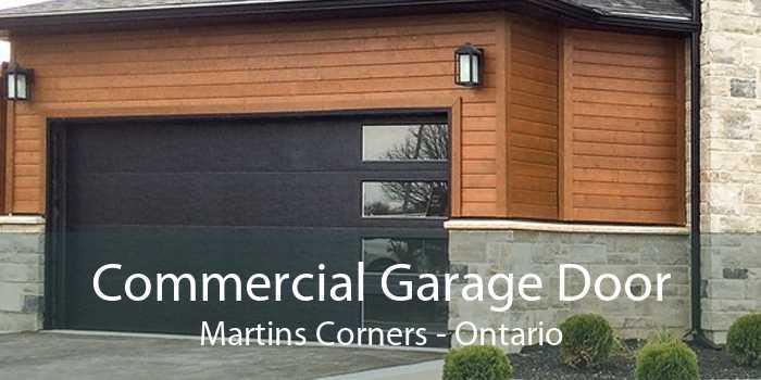 Commercial Garage Door Martins Corners - Ontario