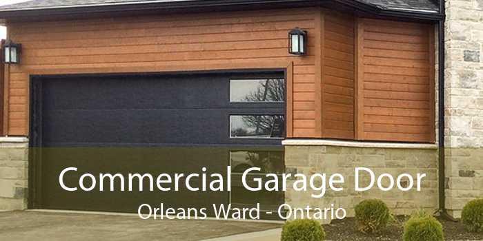 Commercial Garage Door Orleans Ward - Ontario