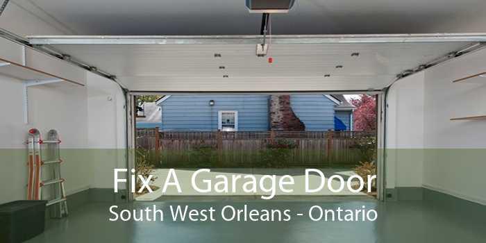 Fix A Garage Door South West Orleans - Ontario