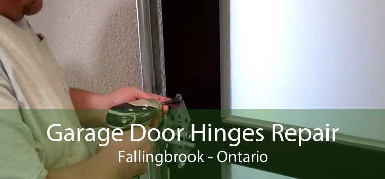 Garage Door Hinges Repair Fallingbrook - Ontario