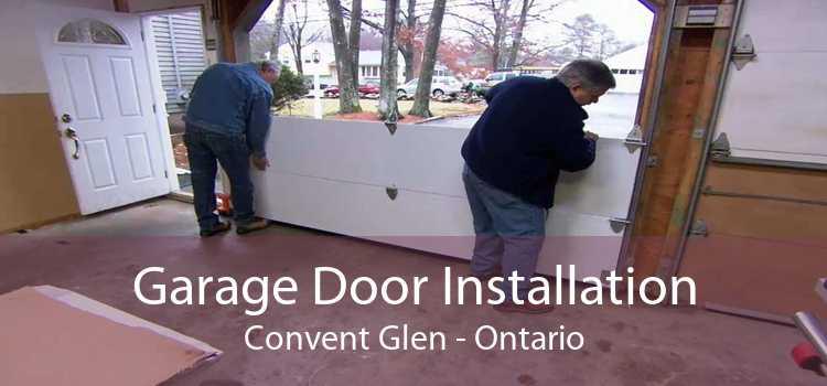 Garage Door Installation Convent Glen - Ontario