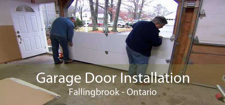 Garage Door Installation Fallingbrook - Ontario