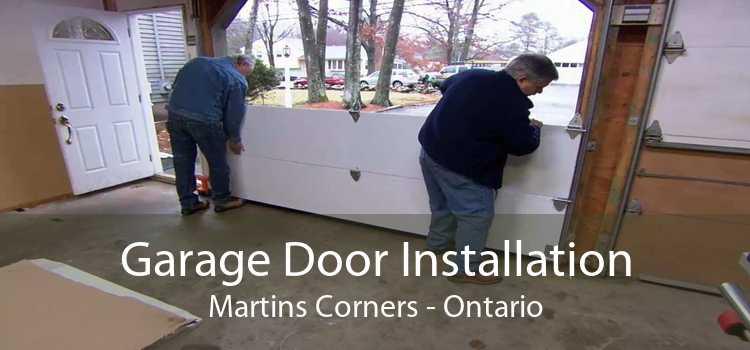 Garage Door Installation Martins Corners - Ontario