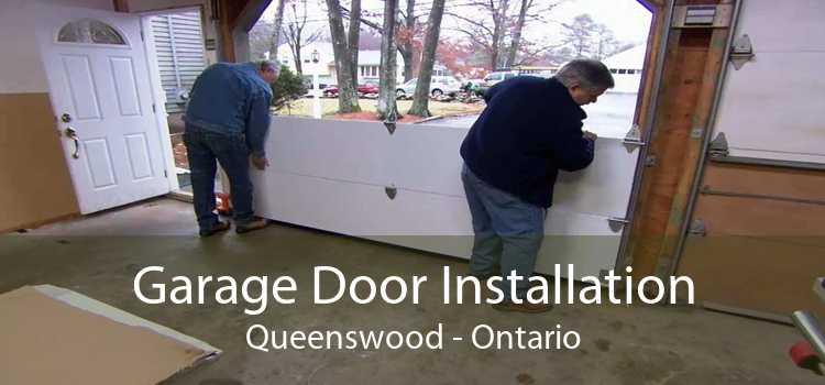 Garage Door Installation Queenswood - Ontario