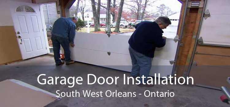 Garage Door Installation South West Orleans - Ontario