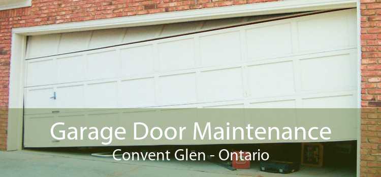 Garage Door Maintenance Convent Glen - Ontario