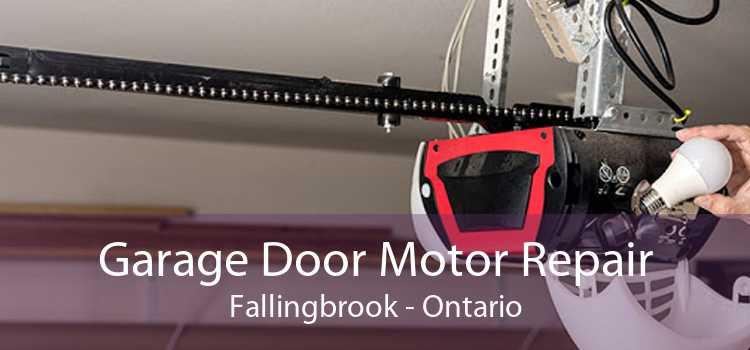 Garage Door Motor Repair Fallingbrook - Ontario