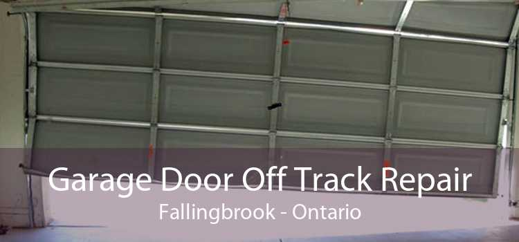 Garage Door Off Track Repair Fallingbrook - Ontario