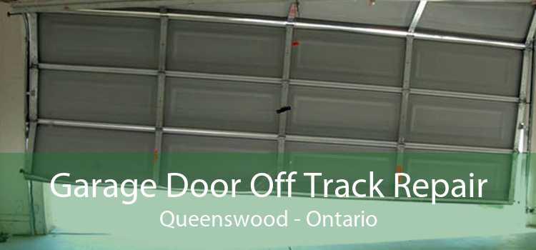 Garage Door Off Track Repair Queenswood - Ontario