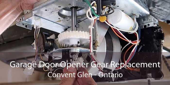 Garage Door Opener Gear Replacement Convent Glen - Ontario