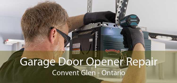 Garage Door Opener Repair Convent Glen - Ontario