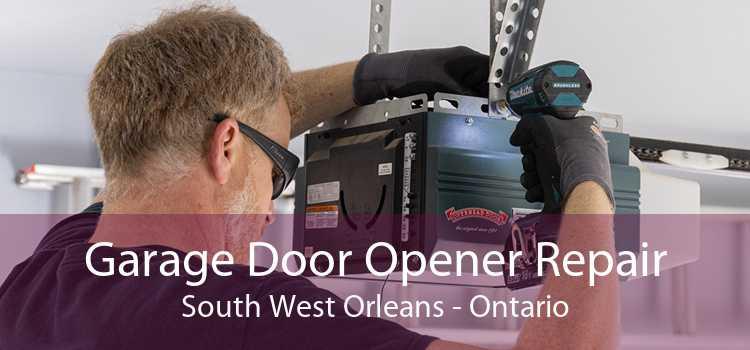 Garage Door Opener Repair South West Orleans - Ontario