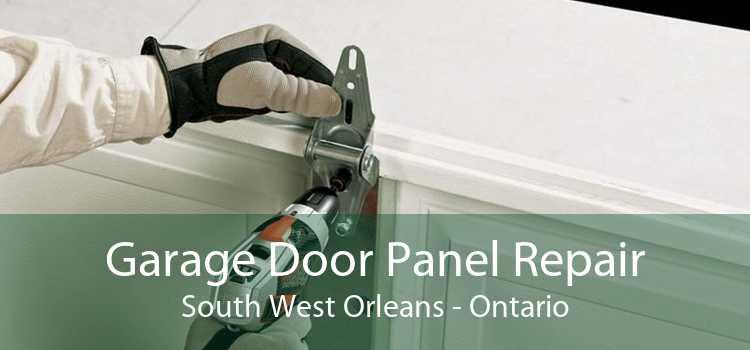 Garage Door Panel Repair South West Orleans - Ontario