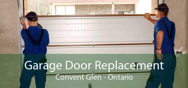 Garage Door Replacement Convent Glen - Ontario