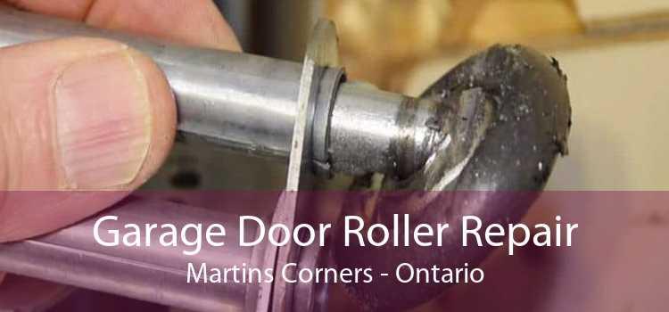 Garage Door Roller Repair Martins Corners - Ontario