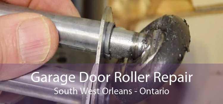 Garage Door Roller Repair South West Orleans - Ontario