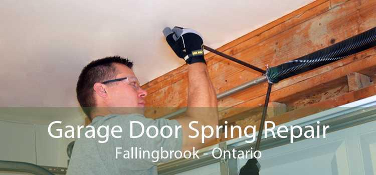Garage Door Spring Repair Fallingbrook - Ontario
