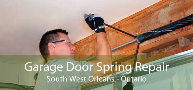 Garage Door Spring Repair South West Orleans - Ontario