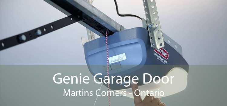 Genie Garage Door Martins Corners - Ontario
