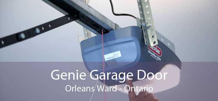 Genie Garage Door Orleans Ward - Ontario