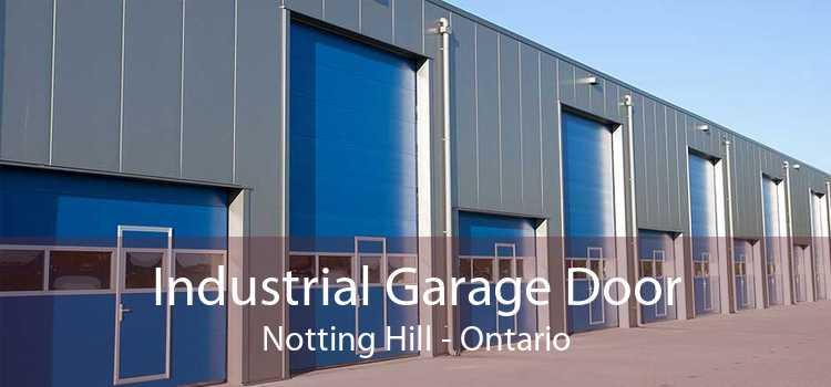 Industrial Garage Door Notting Hill - Ontario