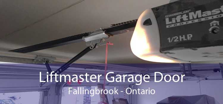 Liftmaster Garage Door Fallingbrook - Ontario