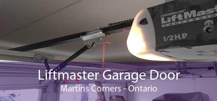 Liftmaster Garage Door Martins Corners - Ontario