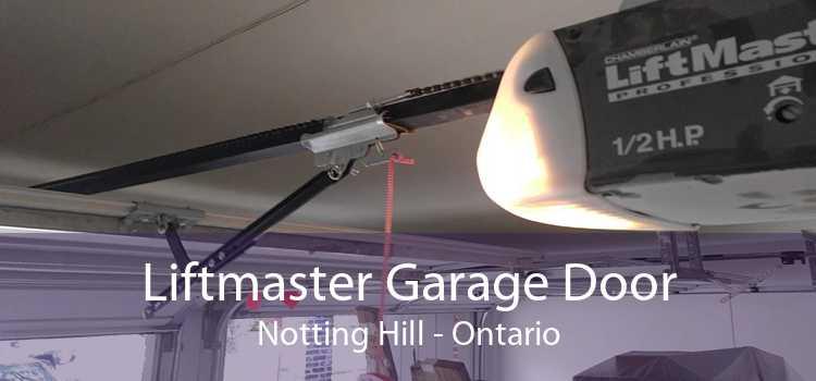 Liftmaster Garage Door Notting Hill - Ontario