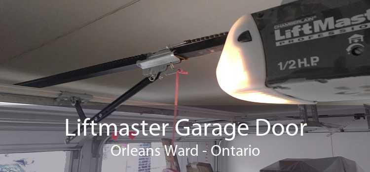 Liftmaster Garage Door Orleans Ward - Ontario