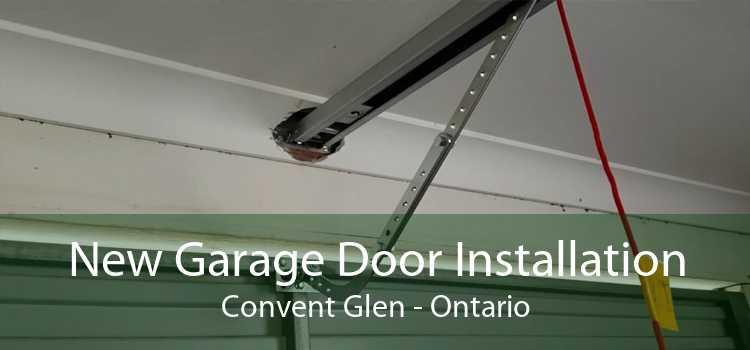 New Garage Door Installation Convent Glen - Ontario