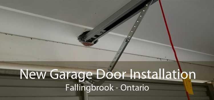 New Garage Door Installation Fallingbrook - Ontario