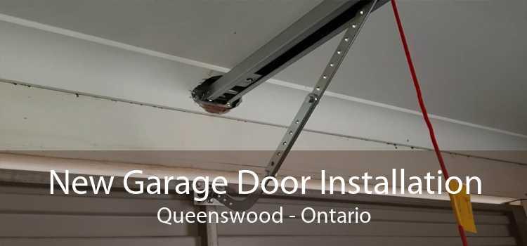 New Garage Door Installation Queenswood - Ontario