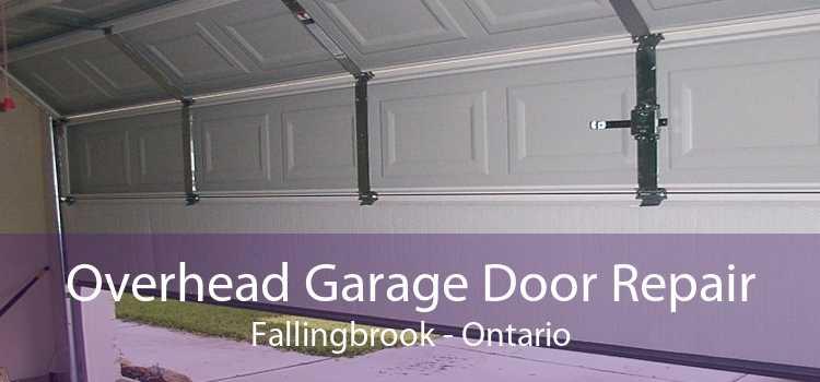 Overhead Garage Door Repair Fallingbrook - Ontario