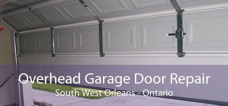 Overhead Garage Door Repair South West Orleans - Ontario