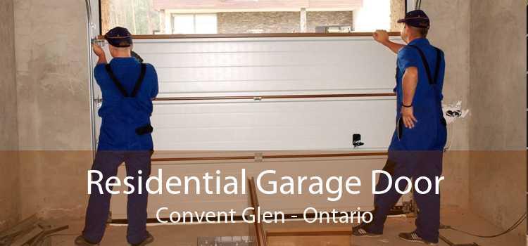 Residential Garage Door Convent Glen - Ontario