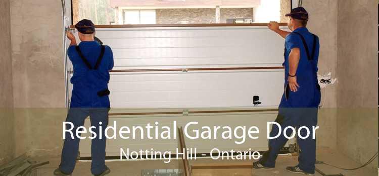 Residential Garage Door Notting Hill - Ontario