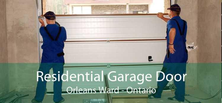 Residential Garage Door Orleans Ward - Ontario