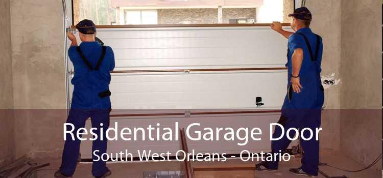Residential Garage Door South West Orleans - Ontario