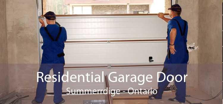 Residential Garage Door Summerrdige - Ontario