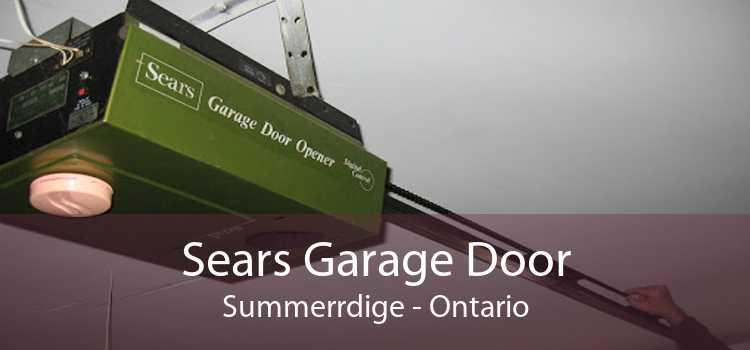 Sears Garage Door Summerrdige - Ontario