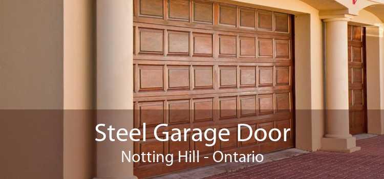 Steel Garage Door Notting Hill - Ontario