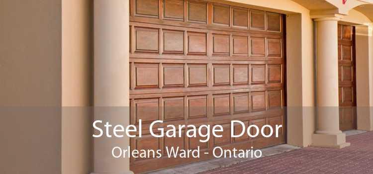 Steel Garage Door Orleans Ward - Ontario